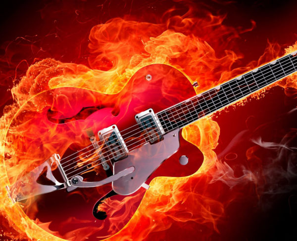 The Roots of Rockabilly Lead Guitar