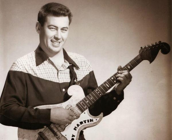 Grady Martin Rockabilly Guitar Bible