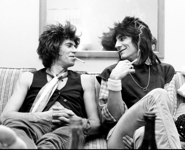 Keith and Ronnie Blues